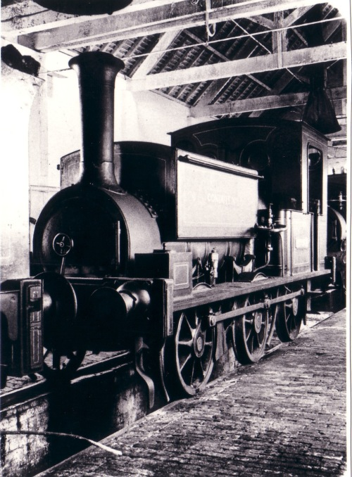 05241 Conduit No.1 0-6-0ST MW 244-1867 Chasetown 1950