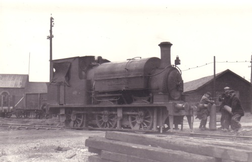 05252 Conduit No.4 0-6-0ST MW 1326-1896