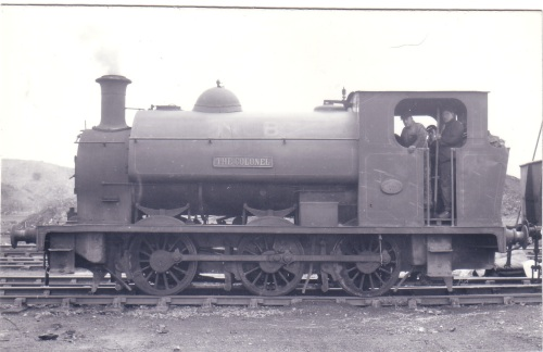 05347 The Colonel 0-6-0ST HC 1073-1914 Grove