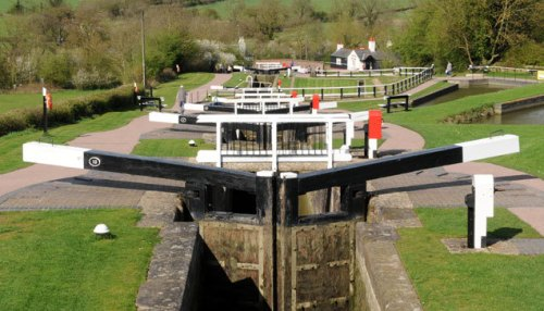 Foxton Locks GUC
