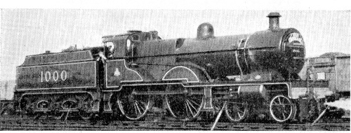 No. 1000 as restored in 1959