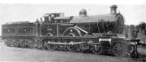 No. 2632 as built