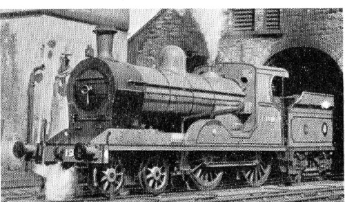No.199 as running in 1953
