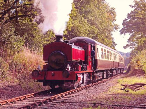 Train Pic B.Mills