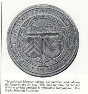 Rhymney Seal